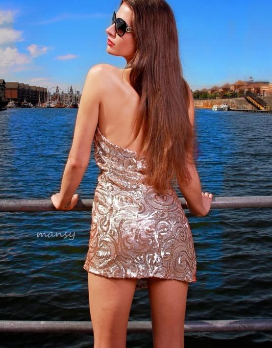 'Verity' Mini Dress