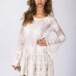 Spellbound Dress Ivory